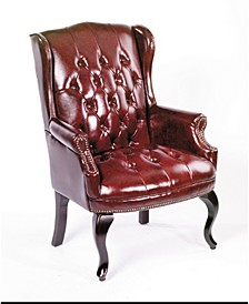 Wingback Traditional Guest Chair