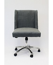 Contemporary Executive Chair with Headrest