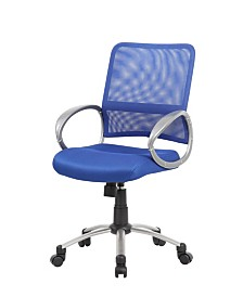 Boss Office Products Velvet Task Chair