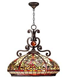 Dale Tiffany Boehme Pendant Lamp