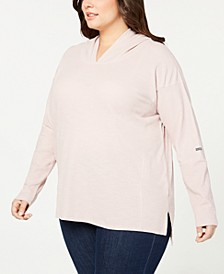 Plus Size Longer Days Hoodie