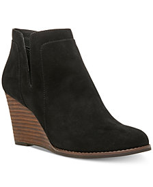 Madden Girl Greteel Wedge Booties