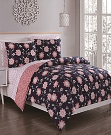 Britt 7-Pc King Bed in a Bag