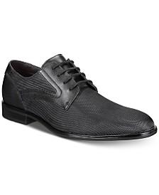 Alfani Men's Alfatech Jaret Nylon Plain-Toe Shoes, Created for Macy's