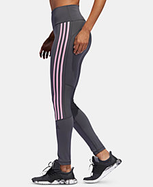 adidas Believe This High-Rise Ankle Leggings