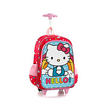 Hello Kitty Core Rolling Backpack Collection