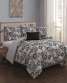 Marka 5-Pc Queen Comforter Set