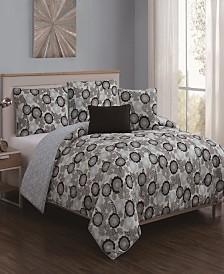 Marka 5-Pc Queen Comforter Set