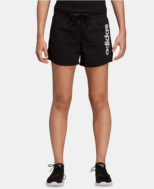 adidas Linear Logo Shorts