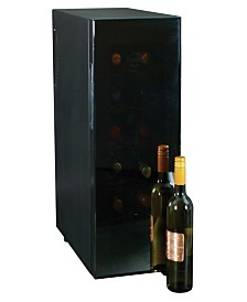 Koolatron Urban Series 12 Bottle Slim Countertop Wine Cellar