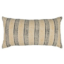 """14"""" x 26"""" Striped Pillow Cover"""
