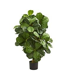 3.5' Fiddle Leaf Artificial Tree
