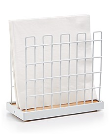 White Napkin Holder, Created for Macy's