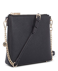 Céline Dion Collection Leather-Like Grazioso Crossbody
