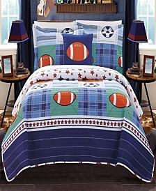Chic Home Vintage 4-Pc. Quilt Sets