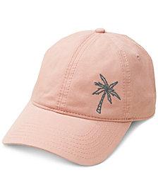 O'Neill Juniors' Cotton Palm Tree Dad Hat