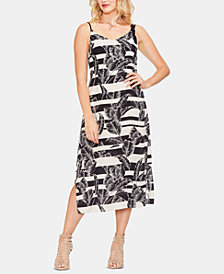 Vince Camuto Tropical Shadows Maxi Dress