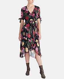 RACHEL Rachel Roy Rina Wrap Dress, Created for Macy's