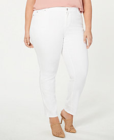 Vince Camuto Plus Size Skinny Jeans