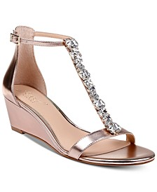 Darrell Wedge Sandals