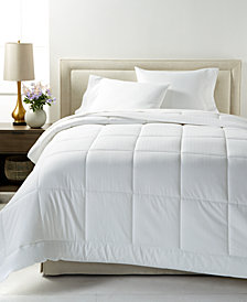 Charter Club Down Alternative Super Luxe 300-Thread Count Comforter Collection, Created for Macy's