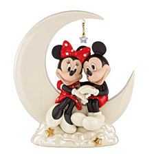 Lenox Over The Moon For Minnie Figurine