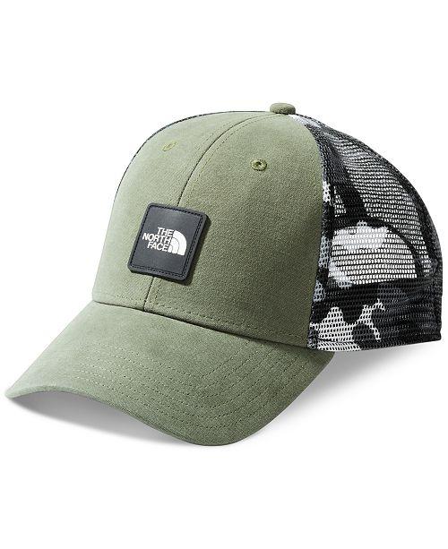 24a3610c320d0 The North Face Men s Mudder Trucker Novelty Mesh Hat   Reviews ...