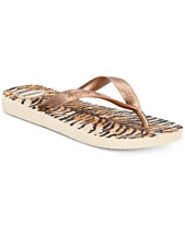 91cfdaa109d Havaianas Women s Top Animal Flip-Flop Sandals
