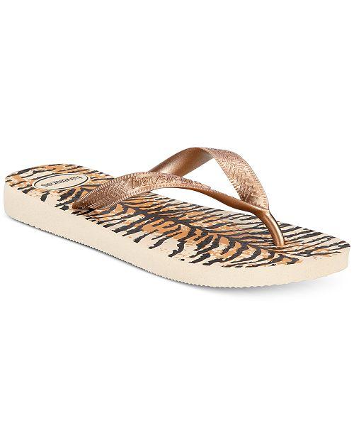 69c145038 ... Havaianas Women s Top Animal Flip-Flop Sandals