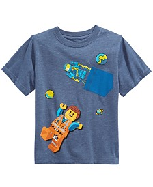 LEGO® Little Boys Lego 2 Movie Graphic Cotton T-Shirt
