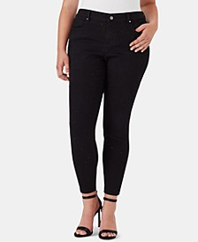 Trendy Plus Size Perfect Skinny Jeans