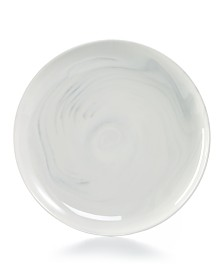 Hotel Collection Modern Marble Salad Plate, Created for Macy's