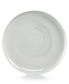 Modern Marble Dinner Plate, Created for Macy's