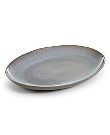 "Olaria Moonstone 15"" Oval Platter, Created for Macy's"
