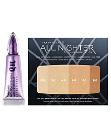 Receive a Free 2 pc gift with any $50 Urban Decay purchase