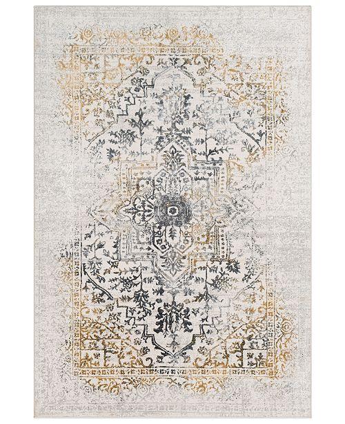 Surya Aisha AIS-2308 Charcoal 2' x 3' Area Rug