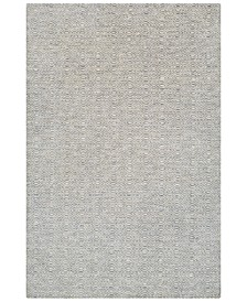 Astara ASA-1004 Medium Gray 6' x 9' Area Rug