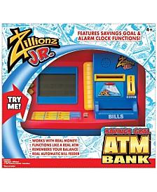 Jr. Deluxe Savings Goal ATM Bank