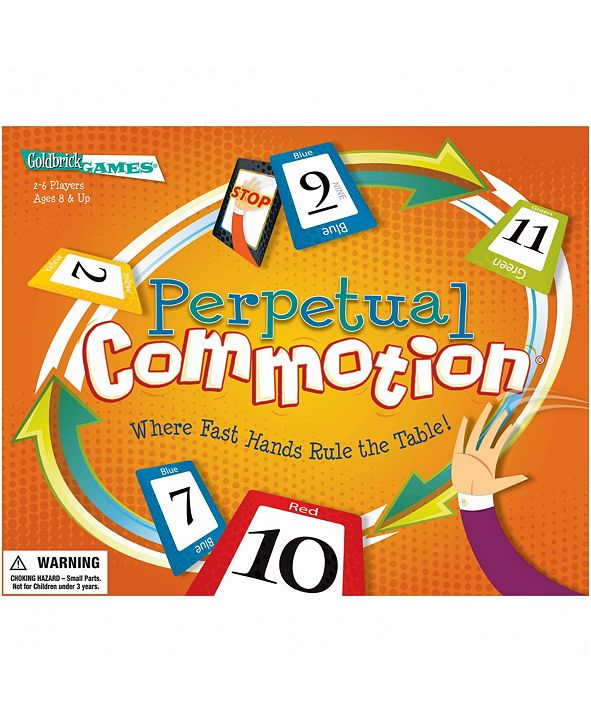 Goldbrick Games Perpetual Commotion Game