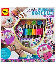 Ultimate Friendship Bracelet Party
