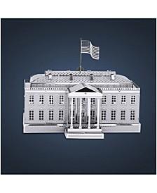 Metal Earth 3D Metal Model Kit - White House
