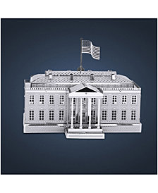 Metal Earth 3D Metal Model Kit - White House