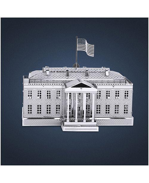 Fascinations Metal Earth 3D Metal Model Kit - White House