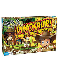Dinosaur! Snakes and Ladders