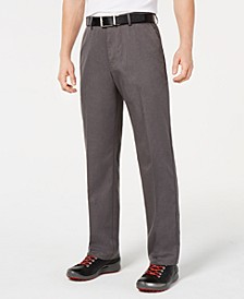 Men's Heathered Pants, Created for Macy's