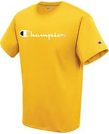 Men's Script Logo T-Shirt
