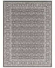 "Surya Bahar BHR-2309 Charcoal 7'10"" x 10'3"" Area Rug"
