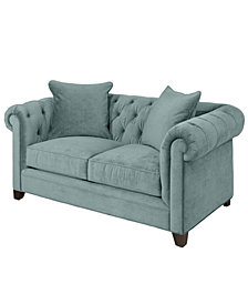 "Martha Stewart Collection Saybridge 68"" Fabric Loveseat - Custom Colors, Created for Macy's"