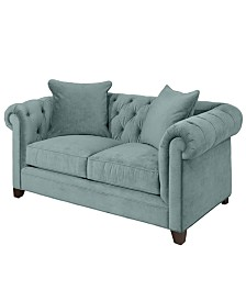 "Martha Stewart Collection Saybridge 68"" Loveseat, Created for Macy's"