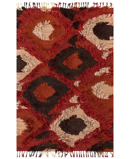 "Justina Blakeney Fable FD-05 Spice 5' x 7'6"" Area Rug"